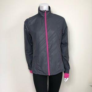 Champion wind breaker jacket